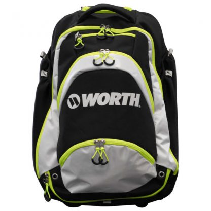 worth back pack yellow