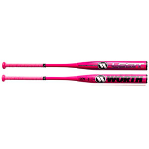 "2019 Worth Legit Slowpitch Softball Bat Highlighter XL 12.5"" USSSA"